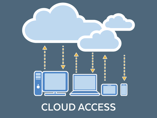Cloud Access for Security and Surveillance Software